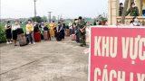 Nam Định : Bàn giao 141 công dân hoàn thành thời gian cách ly y tế về địa phương