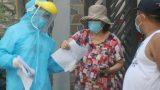 Vợ của ca nhiễm cộng đồng (BN418) là giáo viên, nguy cơ lây nhiễm cao