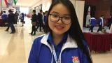 Nữ sinh Nam Định chia sẻ bí quyết tìm học bổng ở Mỹ
